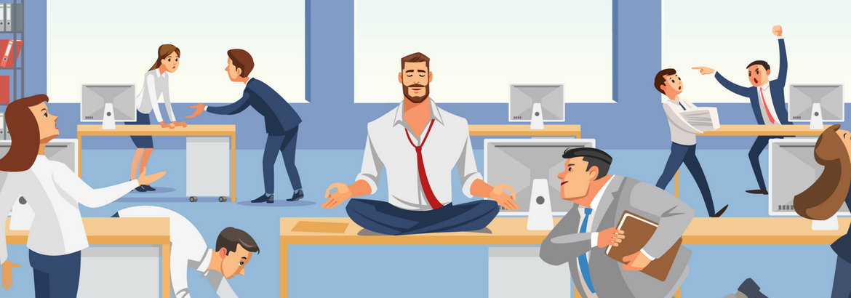 Spotlight on stress management