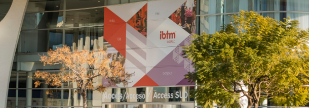 Looking forward to IBTM World 2019