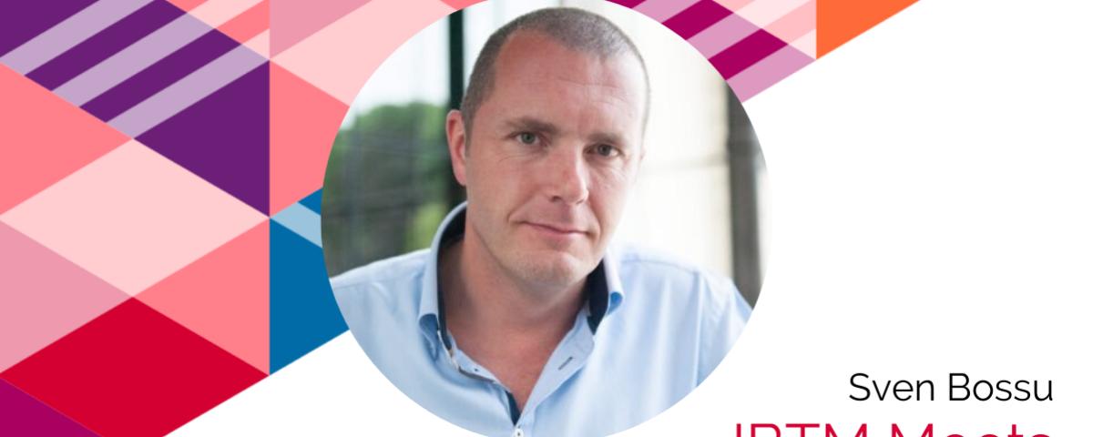 NEW JOB: NEW VISION | IBTM Meets: Sven Bossu