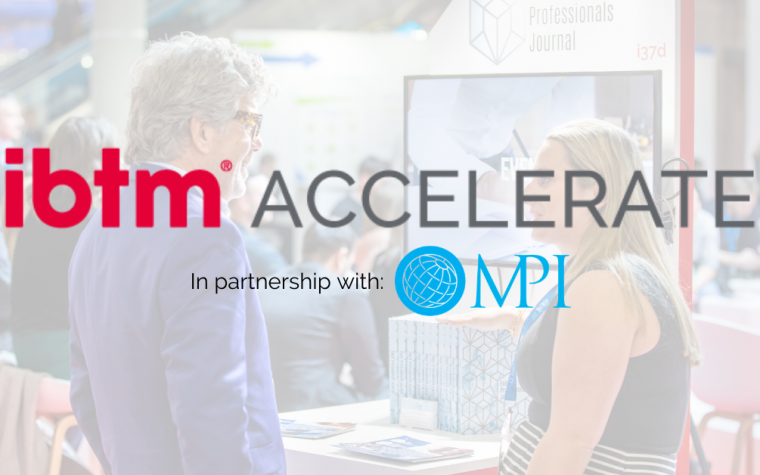 IBTM Accelerate in partnership with MPI