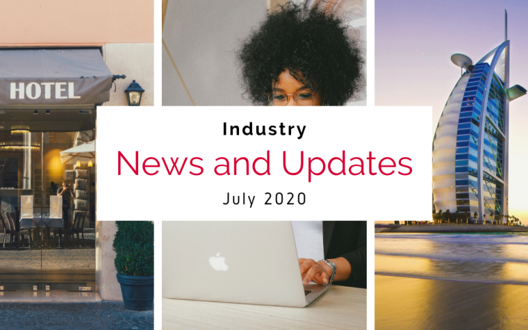 July 2020 Industry Updates