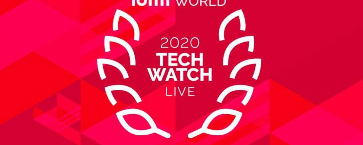 Our brand new TechWatch Live competition is now open for submissions!