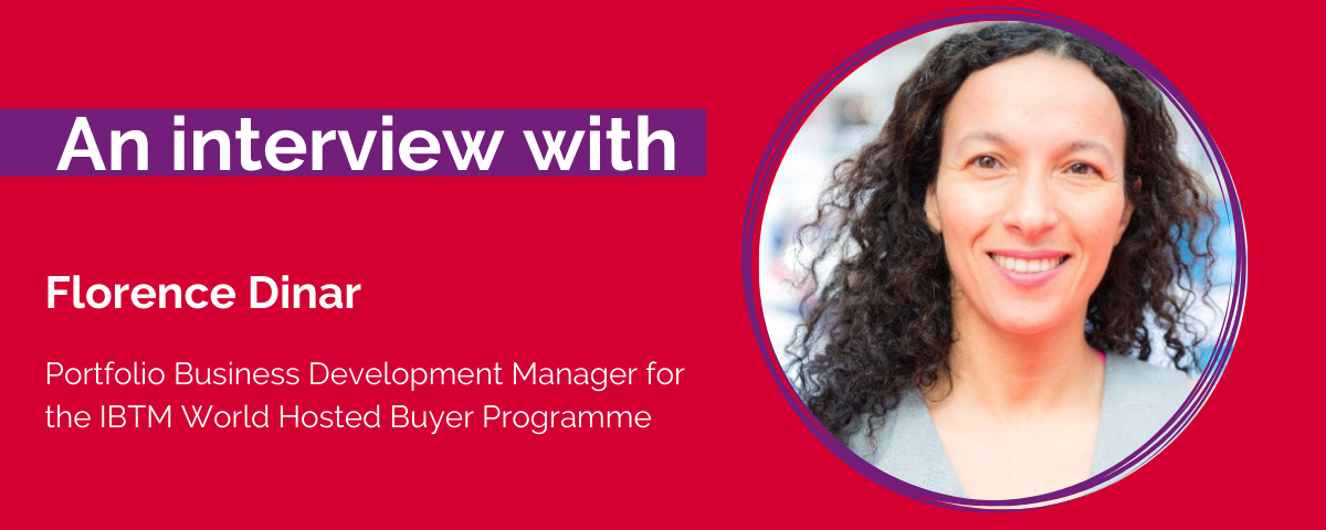 An interview with the IBTM World Hosted Buyer Team