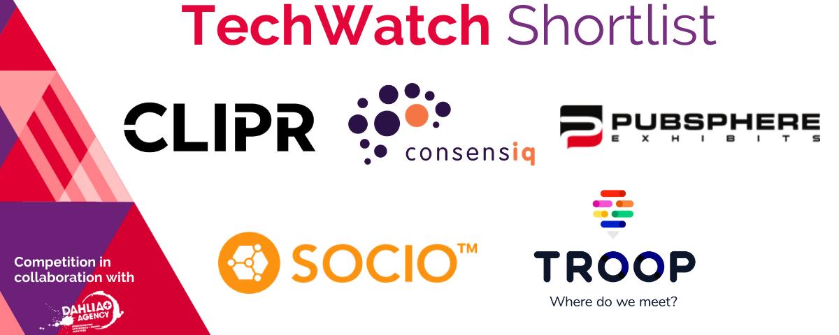 IBTM World Virtual announces TechWatch Live finalists