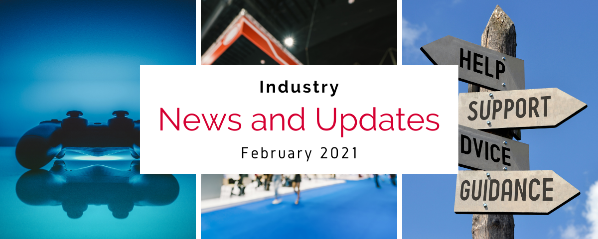The latest news and insights from the events industry – February 2021