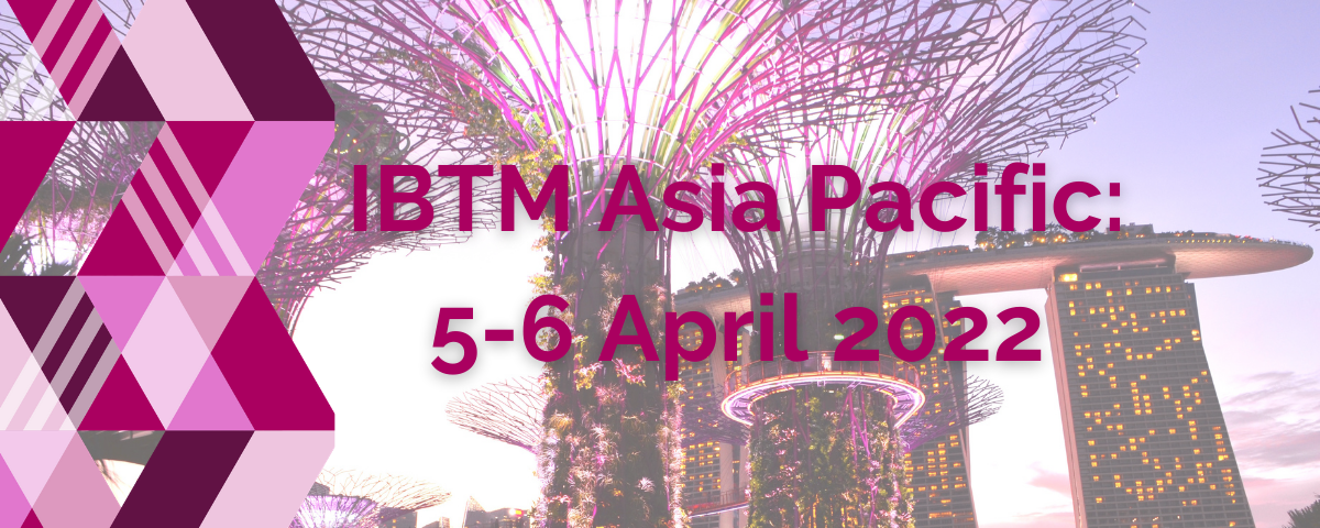 IBTM Asia Pacific to take place in 2022