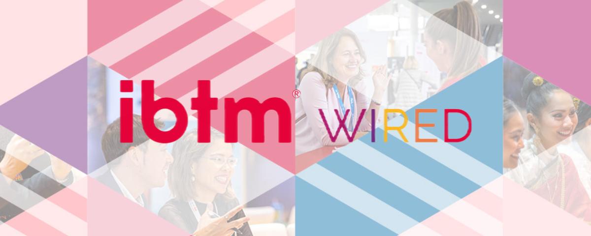 IBTM Wired visitor registration goes live